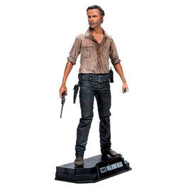 FIGURA THE WALKING DEAD COLOR TOPS RICK GRIMES 18 CM