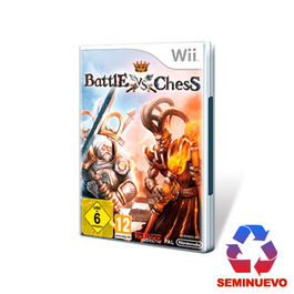BATTLE VS CHESS Wii (SEMINUEVO)