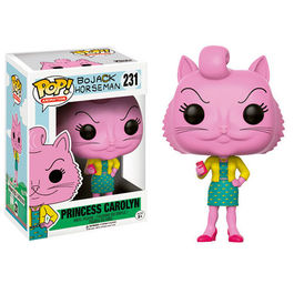 FIGURA POP BOJACK HORSEMAN PRINCESS CAROLYN 9 CM