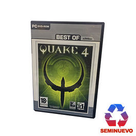 BEST OF ACTIVISION QUAKE 4 PC (SEMINUEVO)