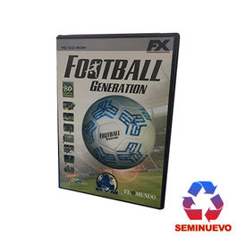 FOOTBALL GENERATION FX PC (SEMINUEVO)