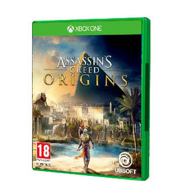 ASSASSINS CREED ORIGINS XBOX ONE + GORRA