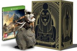 ASSASSINS CREED ORIGINS GODS EDITION XBOX ONE