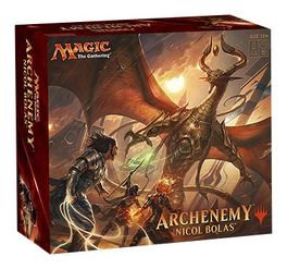 CARTAS MAGIC ARCHENEMY PACK NICOL BOLAS (INGLES)