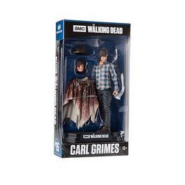 FIGURA THE WALKING DEAD COLOR TOPS CARL GRIMES 18 CM
