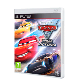 CARS 3 PS3 + MOCHILA CARS 3