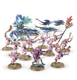 WH START COLLECTING! DAEMONS OF TZEENTCH (CAJA)