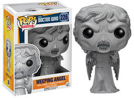 FIGURA POP DOCTOR WHO WEEPING ANGEL 9 CM