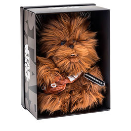 PELUCHE STAR WARS BLACK LINE CHEWBACCA 25 CM