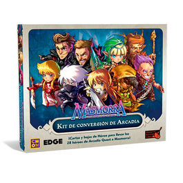 JUEGO DE MESA MASMORRA KIT DE CONVERSION ARCADIA QUEST
