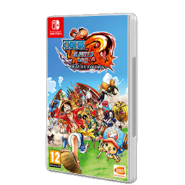 ONE PIECE UNLIMITED WORLD RED DELUXE EDITION SWITCH