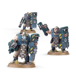WH 40K BULLGRYNS (CAJA GUARDIA IMPERIAL)
