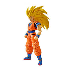 FIGURA DRAGON BALL Z FIGURE-RISE STANDARD SUPER SAIYAN 3 SON GOKU 18 CM