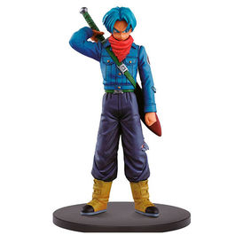 FIGURA DRAGON BALL Z DFX WARRIORS VOL.1 TRUNKS 17 CM