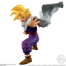 FIGURA DRAGON BALL Z STYLING COLLECTION SON GOHAN 9 CM