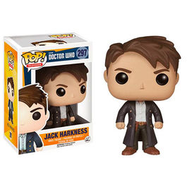 FIGURA POP DOCTOR WHO JACK HARKNESS 9 CM