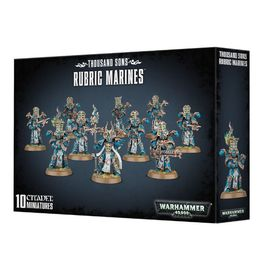 WH 40K RUBRIC MARINES THOUSAND SONS CAJA