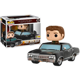 FIGURA POP SUPERNATURAL BABY WITH DEAN SDCC 2017 EXCLUSIVE 20 CM