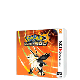 POKEMON ULTRASOL 3DS