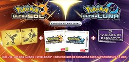 POKEMON ULTRASOL Y ULTRALUNA EDICION ULTRA DUAL 3DS
