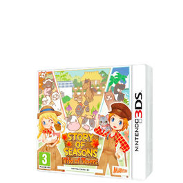 STORY OF SEASONS TRIO OF TOWNS 3DS