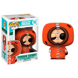 FIGURA POP SOUTH PARK ZOMBIE KENNY 9 CM