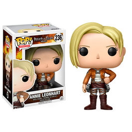 FIGURA POP ATTACK ON TITAN ANNIE LEONHART 9 CM
