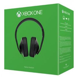 AURICULARES WIRED STEREO HEADSET MS XBOX ONE