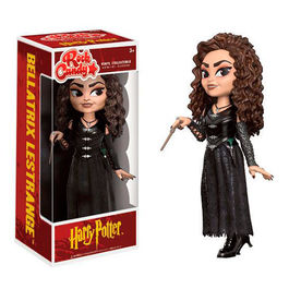FIGURA ROCK CANDY HARRY POTTER BELLATRIX LESTRANGE 13 CM