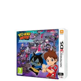 YO-KAI WATCH 2 MENTESPECTROS 3DS