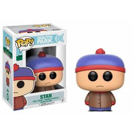 FIGURA POP SOUTH PARK STAN 9 CM