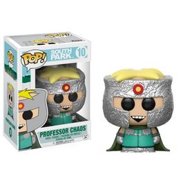 FIGURA POP SOUTH PARK PROFESSOR CHAOS 9 CM