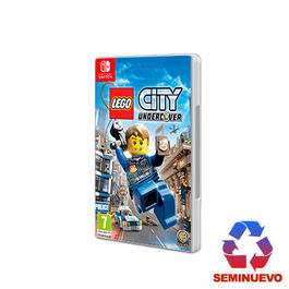 LEGO CITY UNDERCOVER SWITCH (SEMINUEVO)