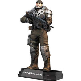 FIGURA GEARS OF WAR 4 COLOR TOPS MARCUS FENIX 18 CM