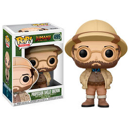 FIGURA POP JUMANJI WELCOME TO THE JUNGLE PROFESSOR SHELLY OBERON 9 CM