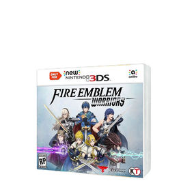 FIRE EMBLEM WARRIORS NEW 3DS ONLY