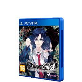 CHAOS CHILD LIMITED EDITION PS VITA
