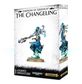 WH THE CHANGELING (DISCIPLES OF TZEENTCH)