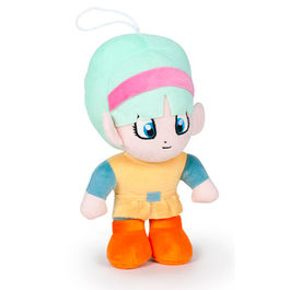 PELUCHE DRAGON BALL BULMA 30 CM