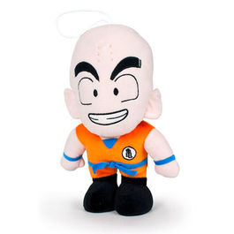 PELUCHE DRAGON BALL KRILIN 30 CM