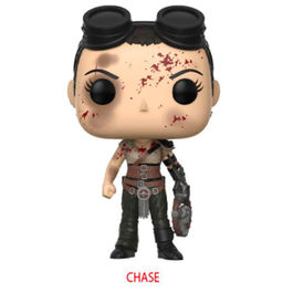 FIGURA POP MAD MAX FURY ROAD IMPERATOR FURIOSA CHASE 9 CM