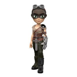 FIGURA ROCK CANDY MAD MAX FURY ROAD IMPERATOR FURIOSA 13 CM