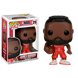 FIGURA POP NBA JAMES HARDEN 9 CM