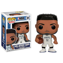 FIGURA POP NBA KARL-ANTHONY TOWNS 9 CM