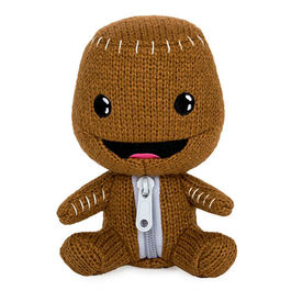PELUCHE LITTLE BIG PLANET STUBBINS SACKBOY 20 CM