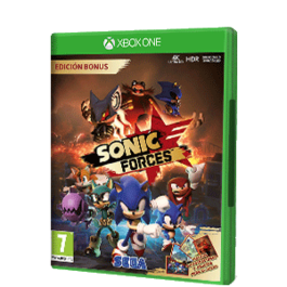 SONIC FORCES DAY ONE EDITION XBOX ONE