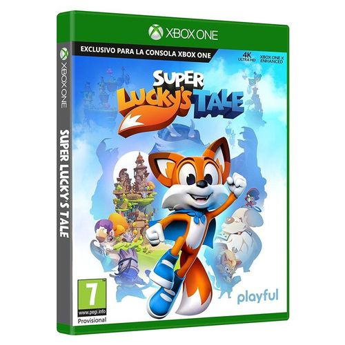 SUPER LUCKY´S TALE XBOX ONE