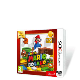 SUPER MARIO 3D LAND NINTENDO SELECTS 3DS
