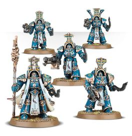 WH 40K SCARAB OCCULT TERMINATORS (CAJA THOUSAND SONS)