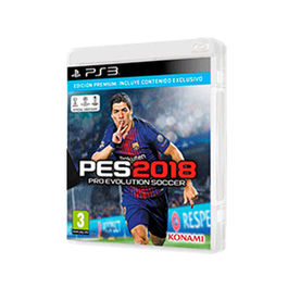 PRO EVOLUTION SOCCER 2018 PREMIUM EDITION PS3